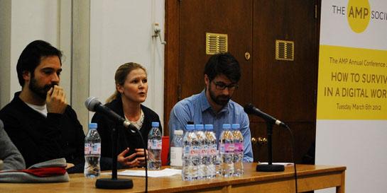 Universal at LSE AMP Society Digital Conference
