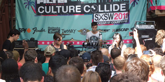 Alex Close, A&R Manager for Fiction Records, shares his SXSW