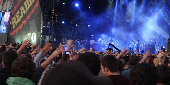 Reading Festival 2011 - Sunday
